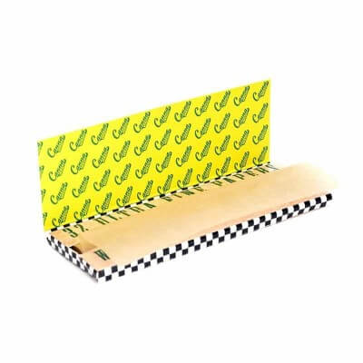 "Canna Wraps Natural Rolling Papers 1-1/4"" - 1 pk"