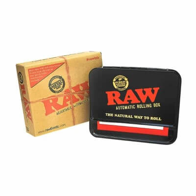 RAW Auto Roll Box – 79mm – 1 pc