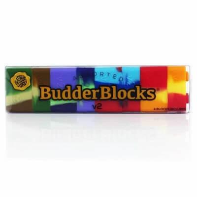 BudderBlocks V2 Platinum Cured Small Pack of 4 - Summer Seventeen