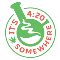 It's 4:20 Somewhere™ Best Online Head Shop